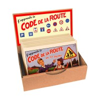 J'apprends le code de la route