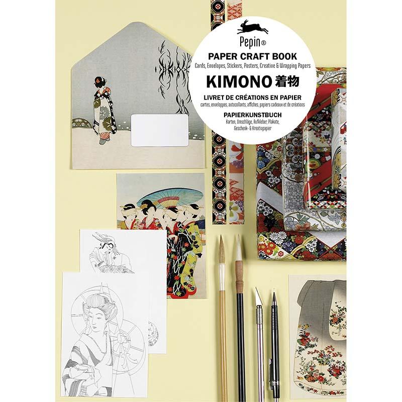Livret de création KIMONO