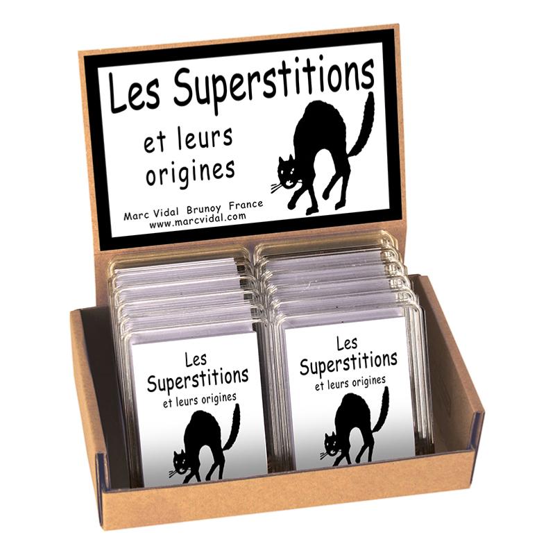 Les superstitions et leurs origines