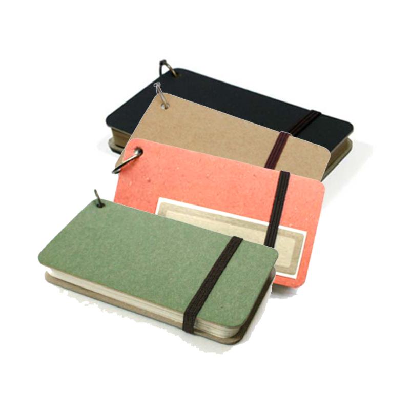 Mini pocket book - carnet