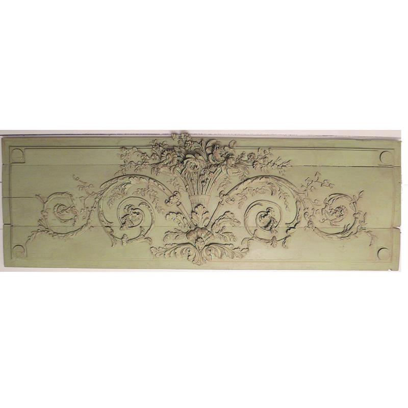 Panneau décoratif fin XVIIIeme