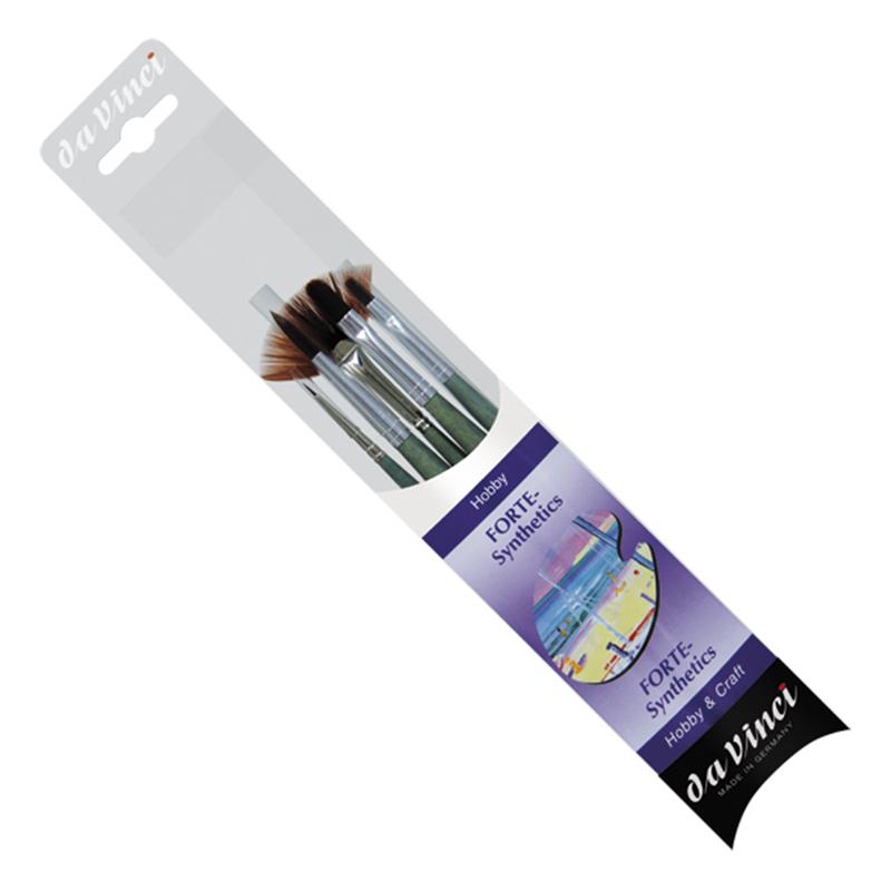 Pinceaux pour peinture acrylique et huile - 5008