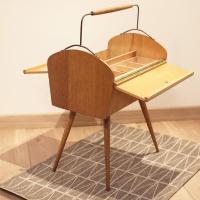 Travailleuse vintage style scandinave SOUKI