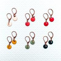 boucles d'oreille bijoux créateur Lilakacemi