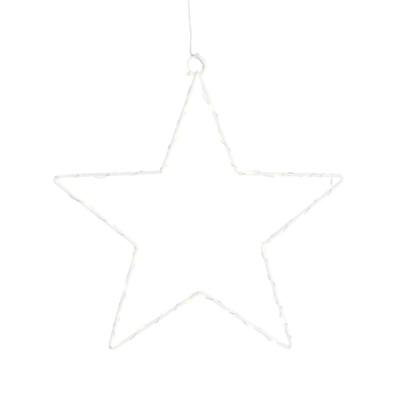 Etoile suspension Liva Star White La Fée Caséine
