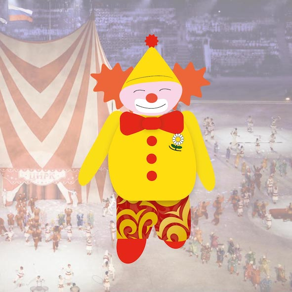 Clown animation anniversaire enfants