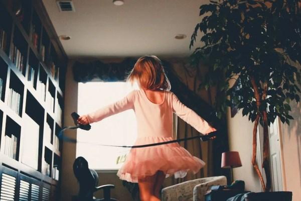 Anniversaire enfant Boum paris à domicile