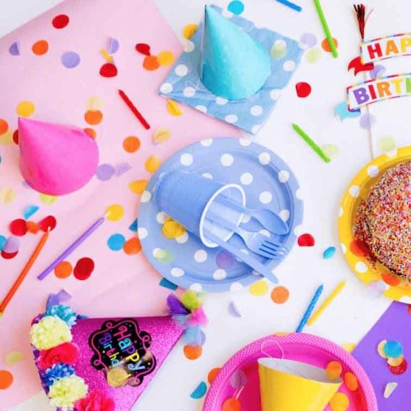 Kit Goûter enfants anniversaire