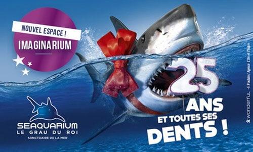Aquarium Seaquarium du Grau du Roi promotion