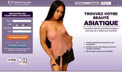 Top 5 des meilleurs sites de rencontre Asiatique