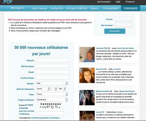 POF Avis sur le site de rencontre en ligne gratuit