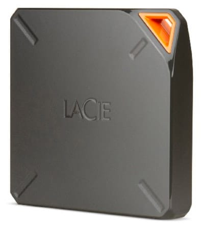 Disque dur Wifi Lacie Fuel : Test, avis et comparatif prix