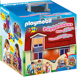 Playmobil Maison transportable (5167)