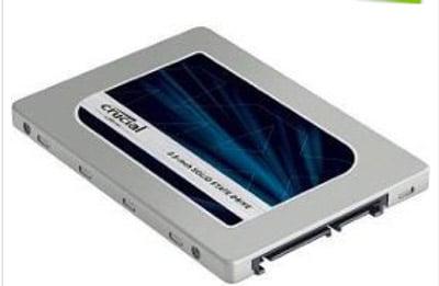 Crucial MX200 500 Go interne 2.5″» SATA 6Gb/s pas cher