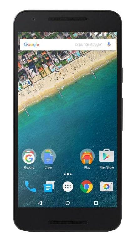Promo LG Nexus 5X prix pas cher