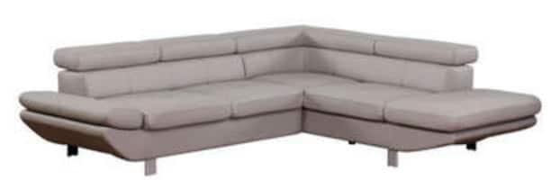 Canapé LOFT Angle droit, fixe ou convertible pas cher