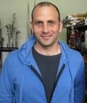 ron blue hoodie