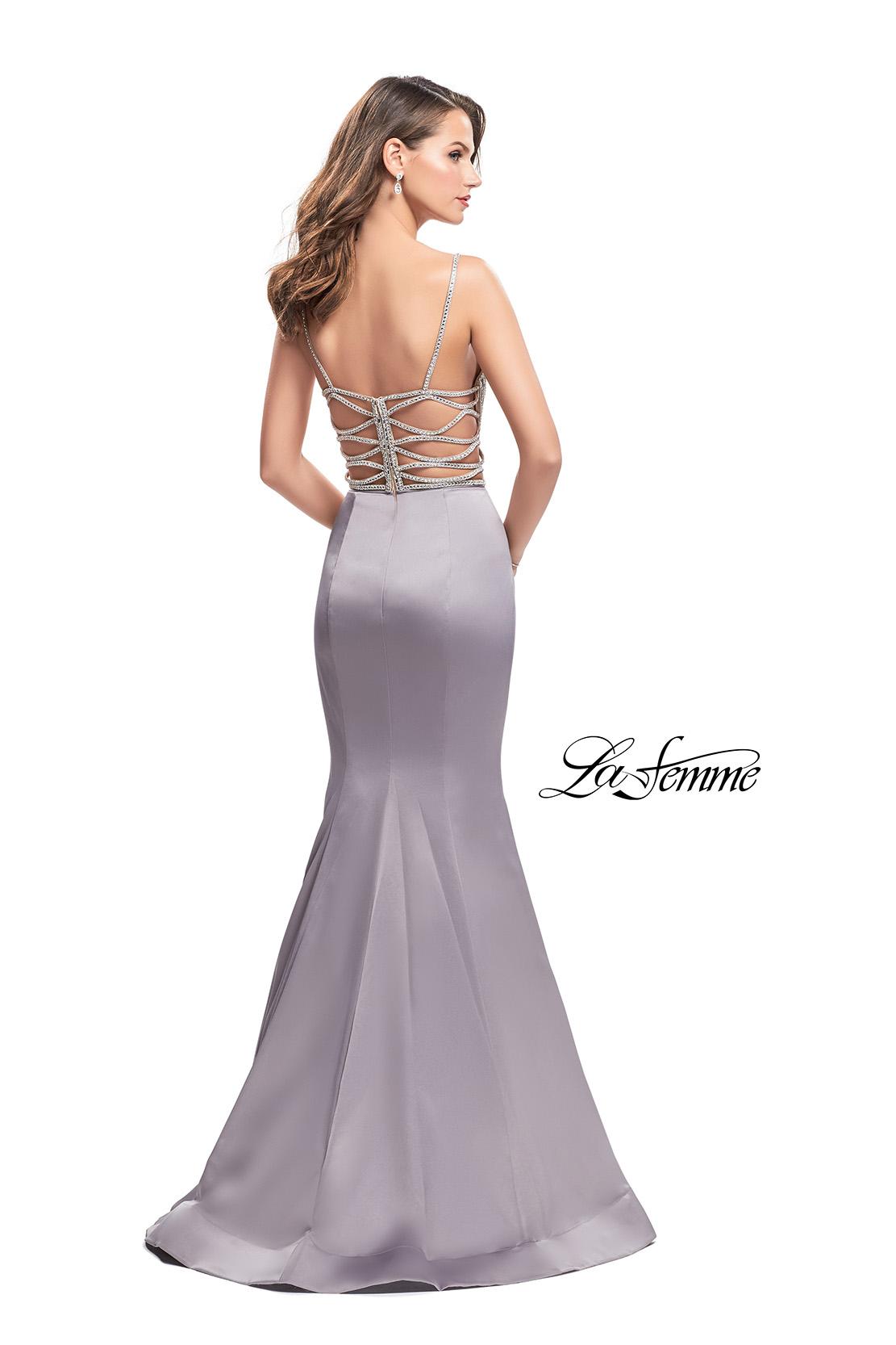 La Femme Prom Dresses Style 24691 La Femme