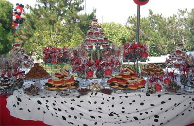 Treats Table  La Feria De Bolitas  Fiestas Eventos
