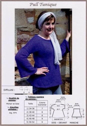Fiche-tricot-Pull-tunique