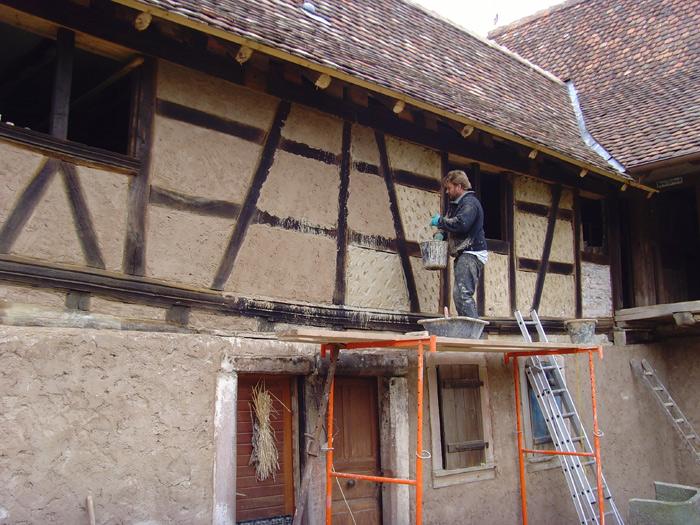 La Ferme de Marie  Un gite dans une ferme en Alsace  24