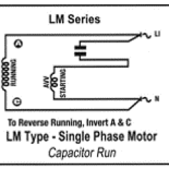 Single Phase Starter Wiring Diagram 1998 Dodge Ram 2500 Stereo Lafert North America Training Center S Lme Motors Are A Capacitor Start And Run Style Which Uses Solid State Relay To Provide Full Up Torque