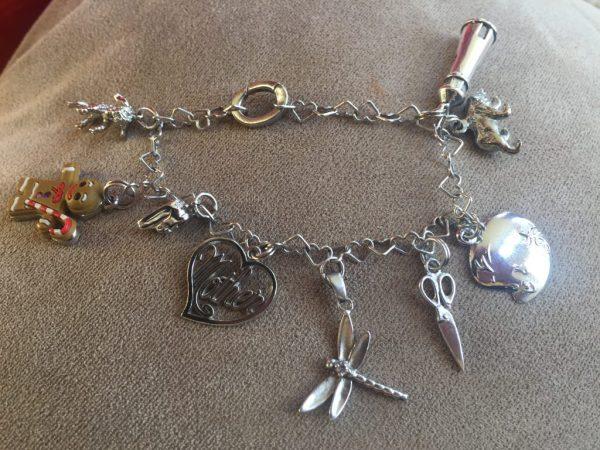 Christine's Charm Bracelet