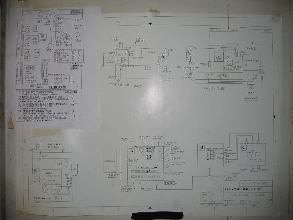 3 phase electric motor wiring diagram kubota tractor blanchard model 32-60 rotary surface grinder