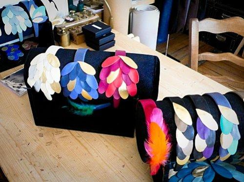 Olivia Clergue creatrice headband mariage 4