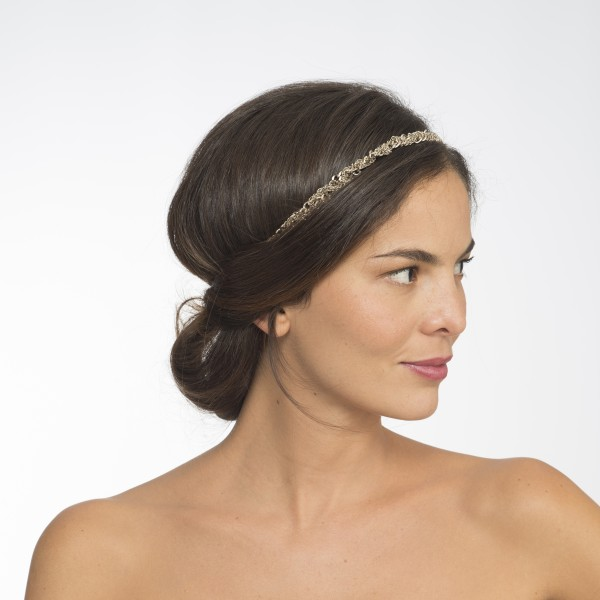 mariage headband Maison Michel Doris - art et facts - LaFianceeduPanda.com 3