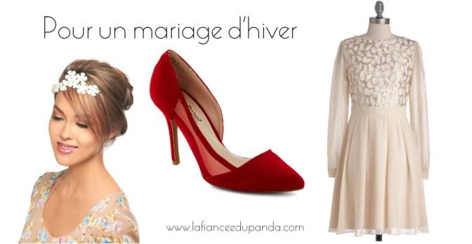 robe de mariee accessoires hiver - Modcloth - LaFianceeduPanda.com 1