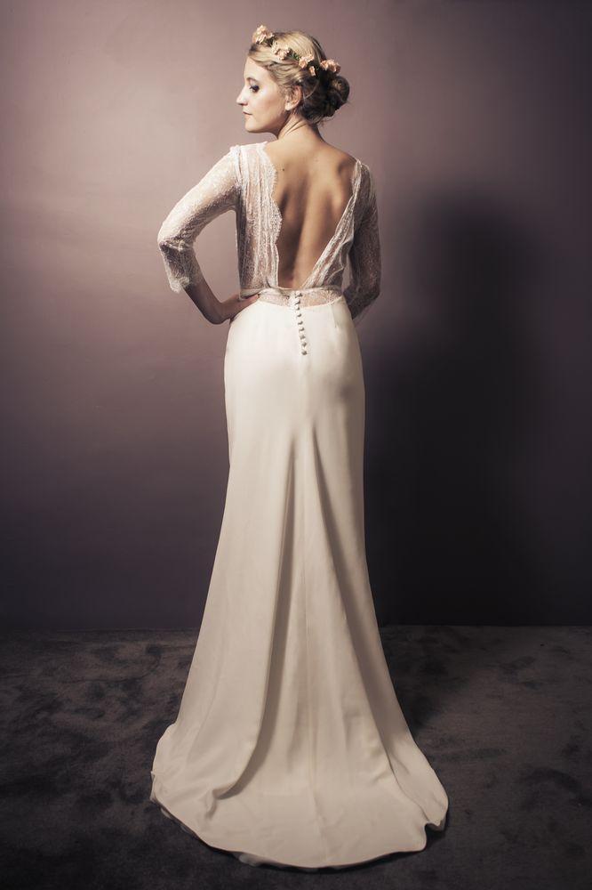 stephanie wolff robe de mariee - collection 2014 - LaFianceeduPanda.com 1