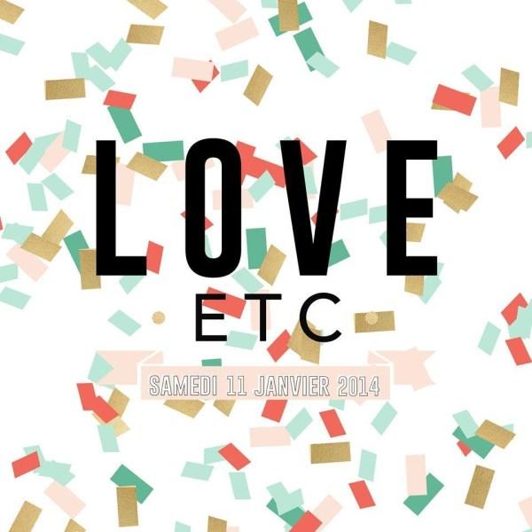 Love etc 2014