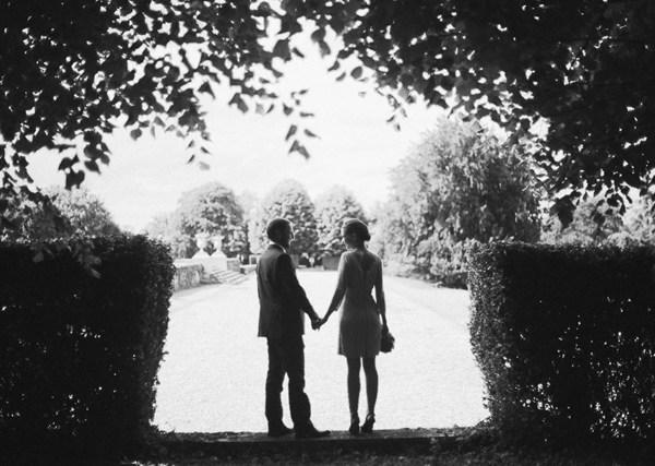 19 Mariage chateau robe Jenny Packham doree - Loove Photography - La Fiancee du Panda Blog mariage