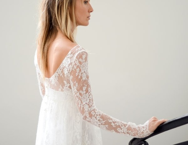 Robe Abbot Kiney Delphine Manivet collection capsule - La Fiancee du Panda Blog Mariage