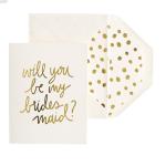 carte bridesmaid J.Crew - La Fiancee du Panda Blog Mariage