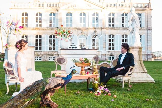 louer du mobilier vintage pour son mariage french antique wedding la fianc e du panda. Black Bedroom Furniture Sets. Home Design Ideas