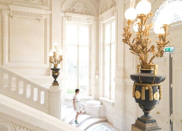 Hotel Salomon de Rothschild mariage Paris Yannick Alleno - La Fiancee du Panda Blog Mariage et Lifestyle--6