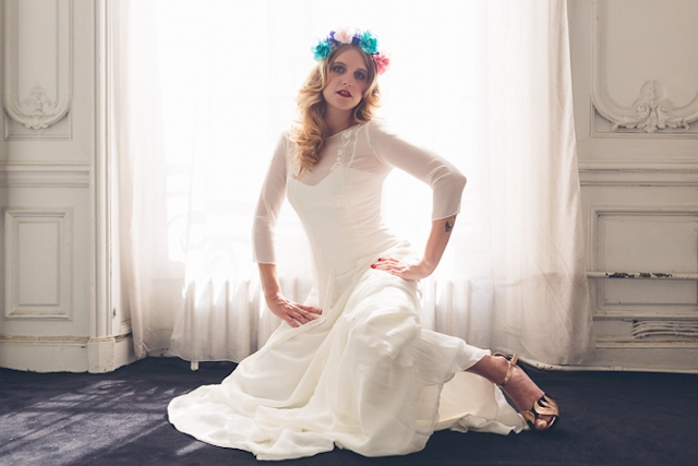 Stephanie Wolff robe de mariee Paris collection 2015 lookbook - La Fiancee du Panda Blog Mariage et Lifestyle-016