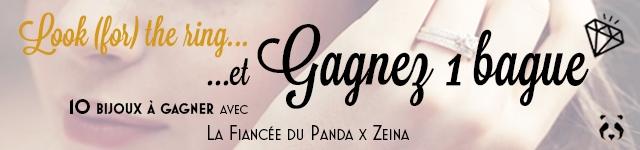 Zeina Alliances concours La Fiancee du Panda blog mariage