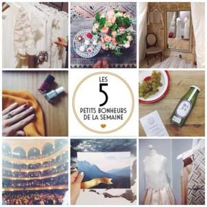 5 petits bonheurs de la semaine - La Fiancee du Panda blog mariage et lifestyle 42