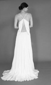 Bérengère Saint Pierre robe de mariee In Bloom dos nu Sydney - La Fiancee du Panda blog mariage