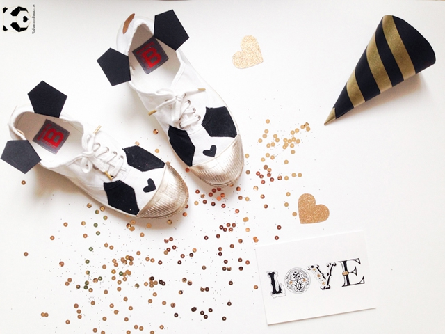 DIY customiser ses Bensimon - La Fiancee du Panda blog mariage & lifestyle