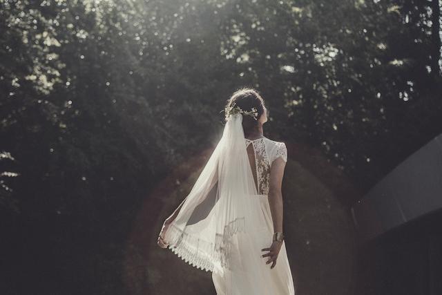 Laure de Sagazan robe de mariee robe Allen et voile long collection 2015 chez Maria Luisa Mariage x Printemps - La Fiancee du Panda blog mariage & lifestyle-2317
