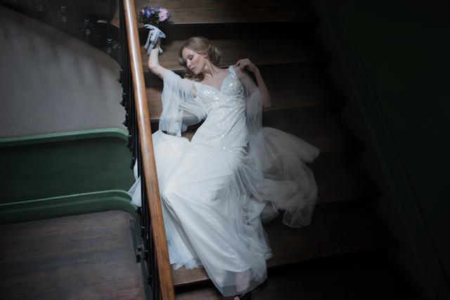 Inspiration mariage conte de fees - photo Mon conte de fee Iwona Paczek - La Fiancee du Panda blog mariage et lifestyle--9