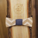 Noeud papillon en bois Two guys Bow ties - La Fiancee du Panda blog mariage 4