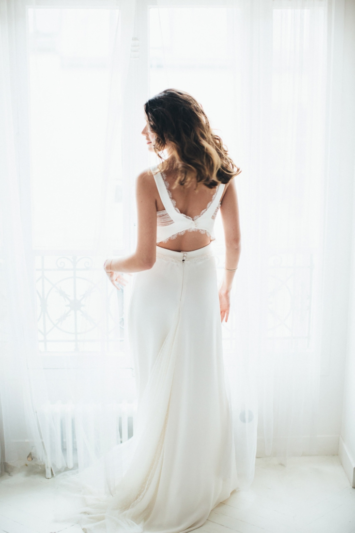 Sophie Sarfati robe de mariee creatrice a Paris - Stylisme La Fiancee du Panda - photos Yann Audic -shooting ambiance blog mariage-9425