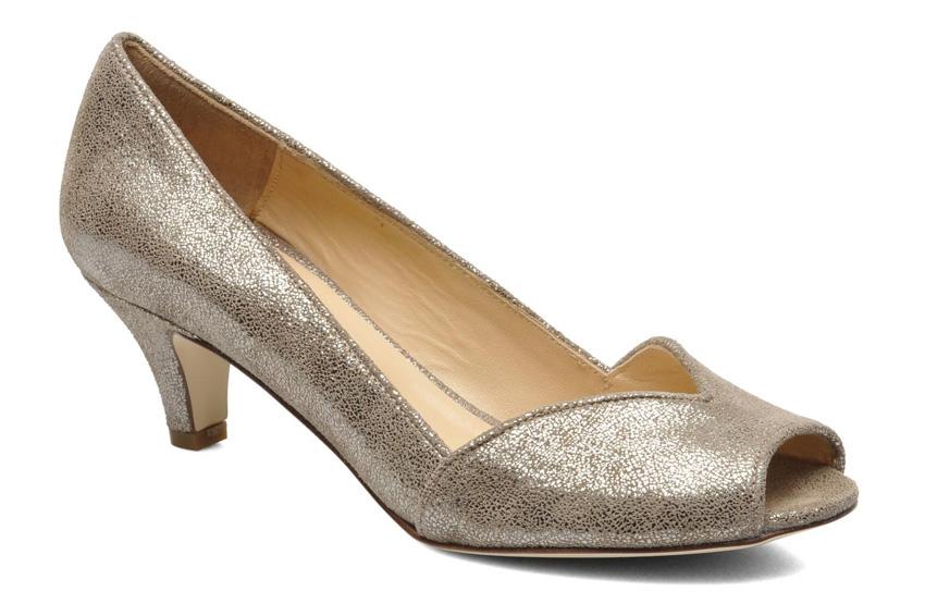 style le plus récent dernières conceptions diversifiées coût modéré 3 paires de chaussures dorées et nude pour mon mariage