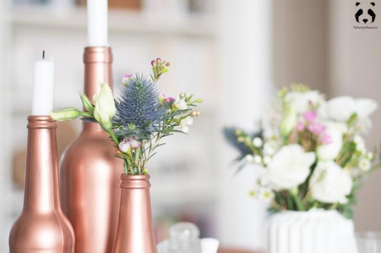 DIY mariage deco de table inspiration cuivre et blanc l La Fiancee du Panda blog mariage-8352