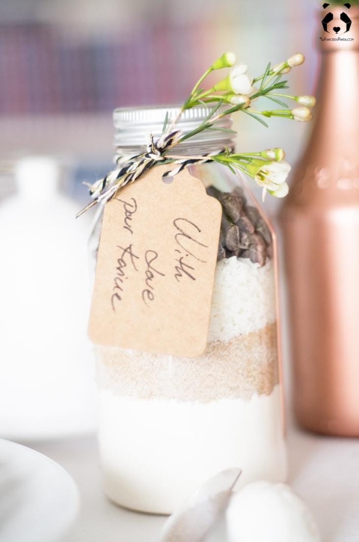 Deco de table mariage DIY inspiration cuivre et blanc l La Fiancee du Panda blog mariage-2-4